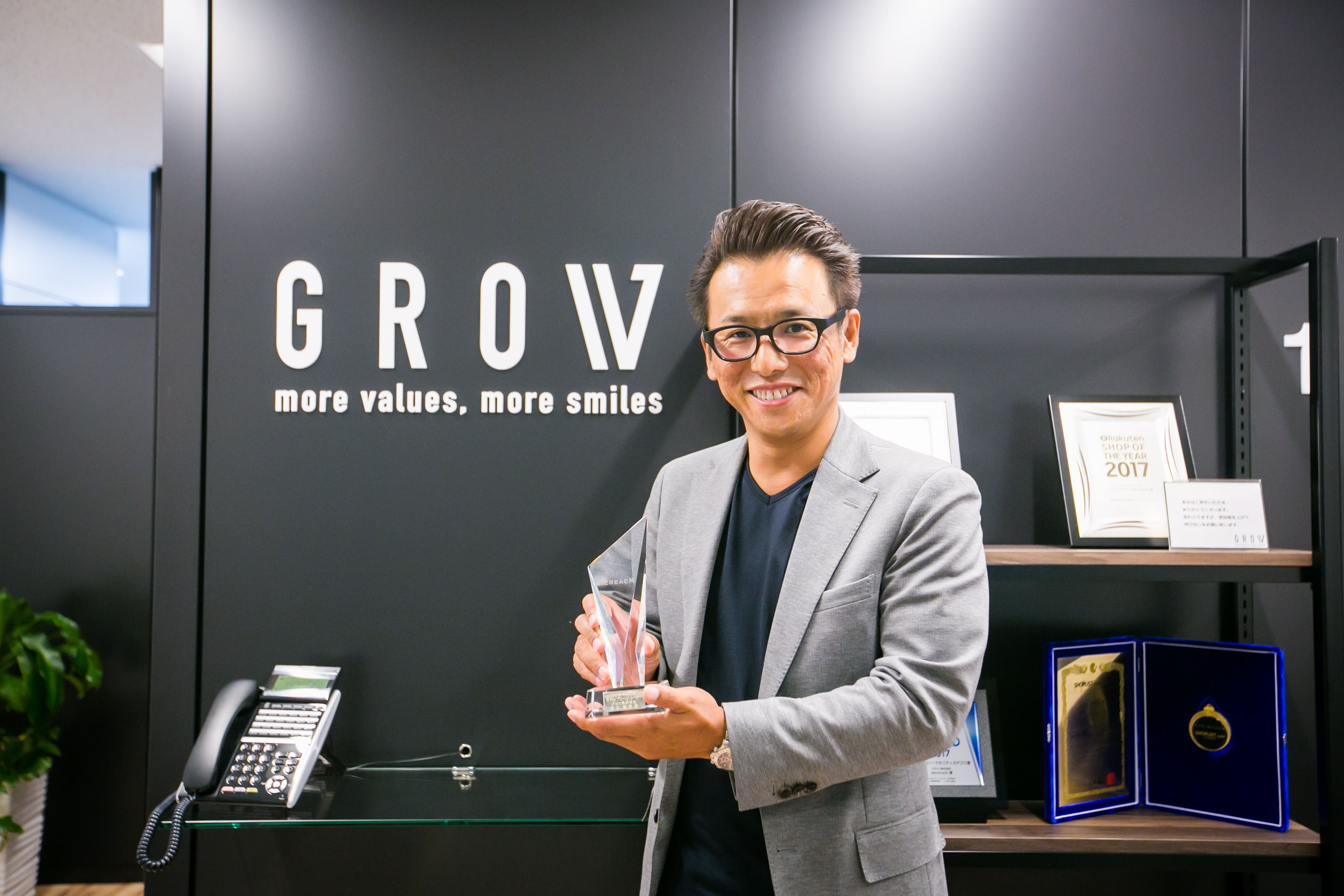 今月のプロ・リクルーター(第4回)グロウ株式会社 宮本様「価値観のすり合わせこそ採用の最重要事項」