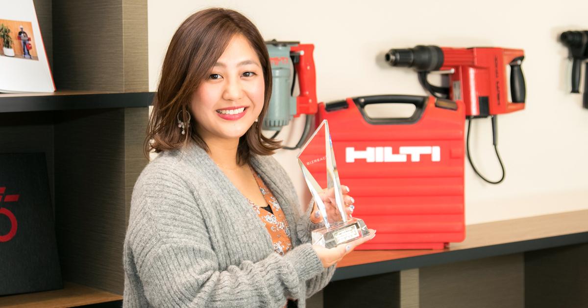 今月のプロ・リクルーター(第9回)日本ヒルティ株式会社 青木様「候補者と『二人三脚』で目指す採用成功」