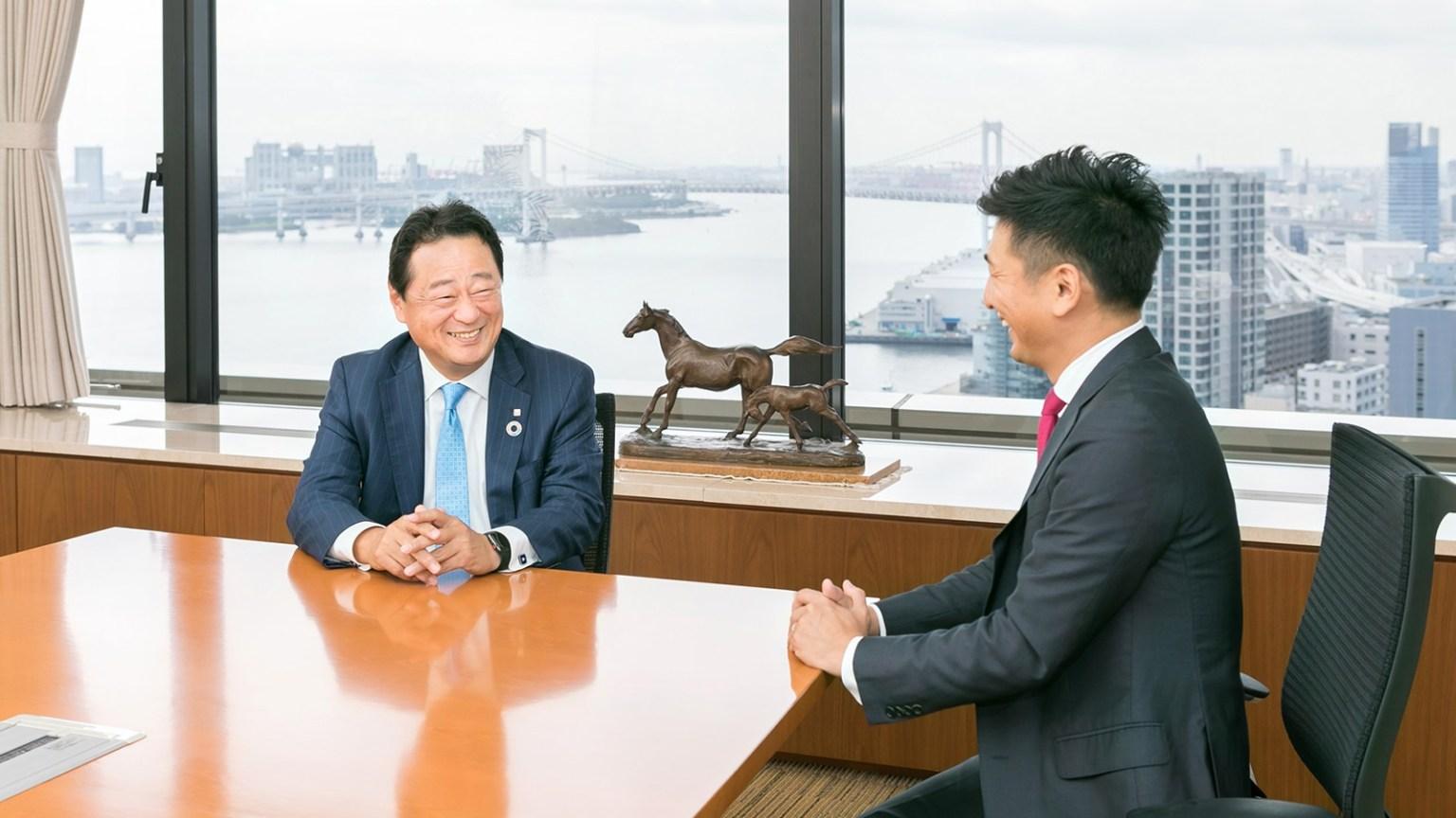 東京ガス岸様×ビズリーチ南