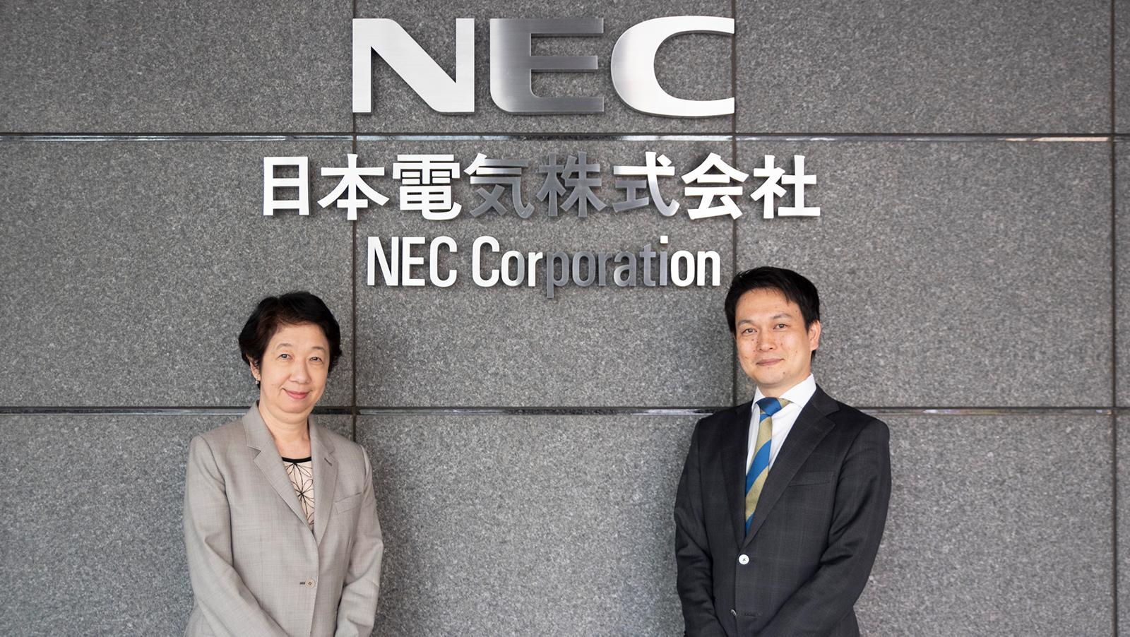 社員数10万人超の大企業を「伝わる」手法で変革する(日本電気)
