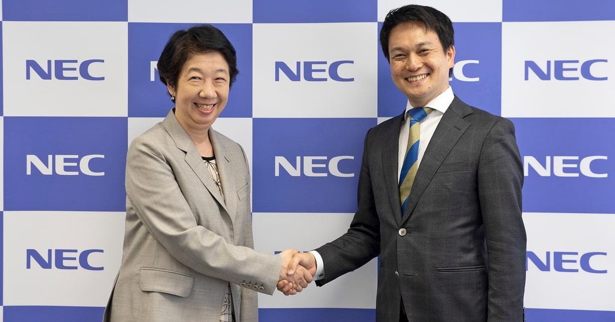 社員数10万人超の大企業を「伝わる」手法で変革する/日本電気株式会社|FUTURE of WORK
