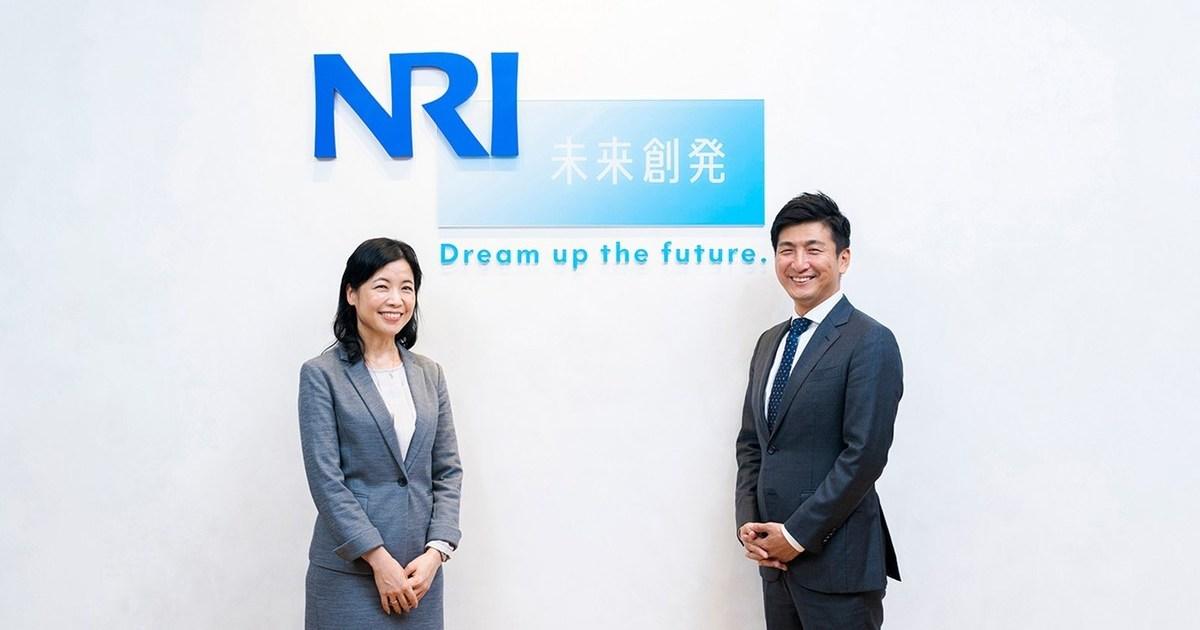顧客の「DXパートナー」となり、社会に新たな価値を届け続ける/株式会社野村総合研究所|FUTURE of WORK