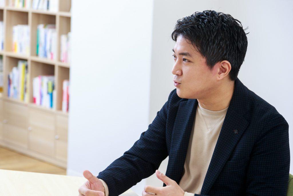 経営層自ら、人と向き合う「採用」(梅田 祥太朗 様 AI inside株式会社)