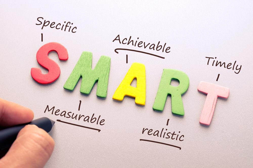 目標設定に役立つ「SMARTの法則」