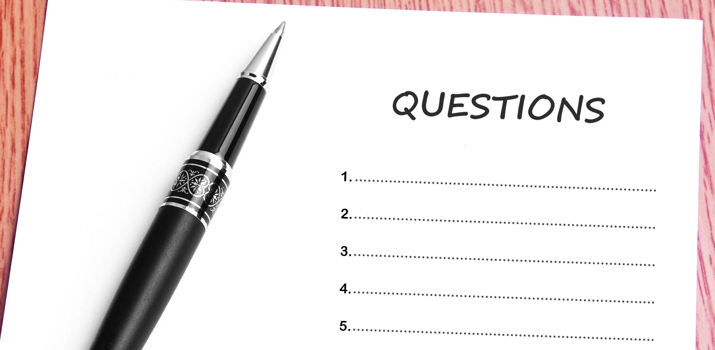 中途採用面接で欠かせない5つの質問