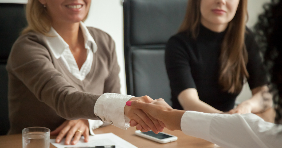 中途採用担当者に向いている人に共通する5つの特徴とは