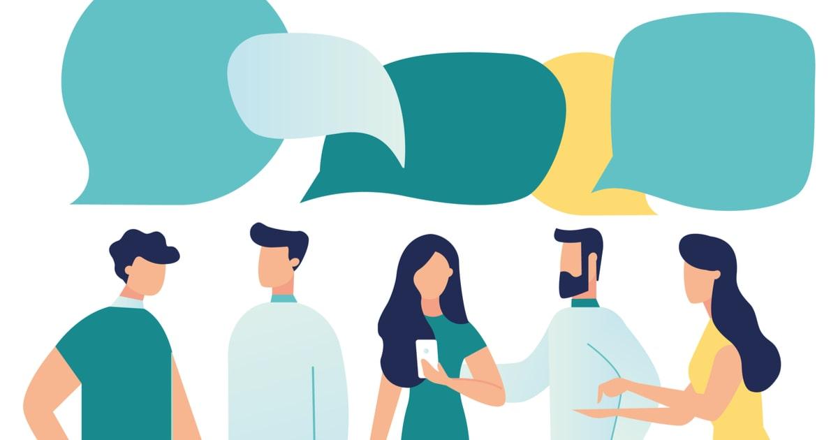 中途採用した社員の教育にはコミュニケーションが不可欠