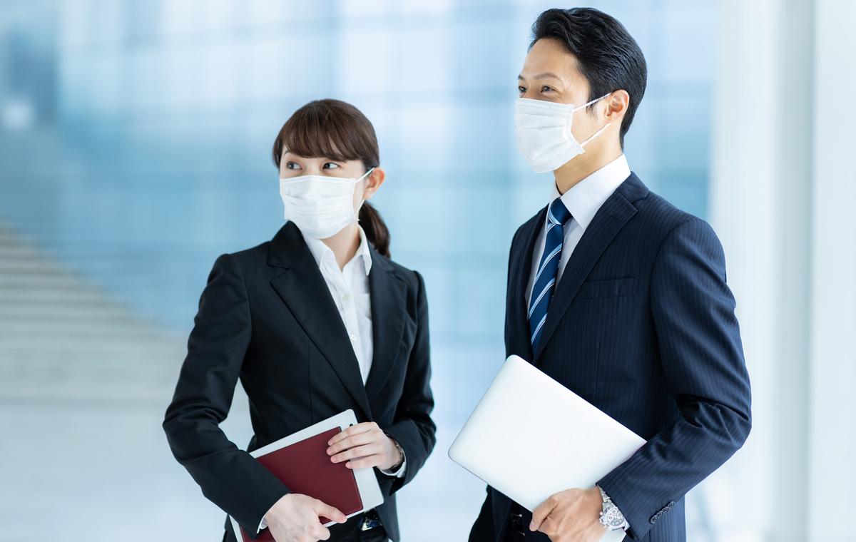 新型コロナウイルスの影響と人材の流動化